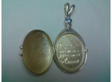 памятный медальон