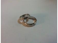 кольца обручальные с бр. и гравировкой
